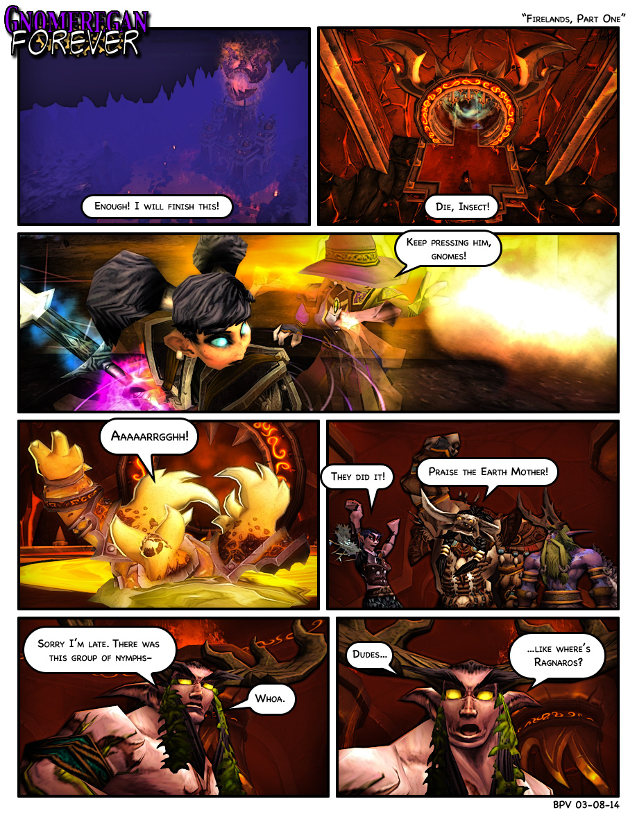 Firelands, Part One