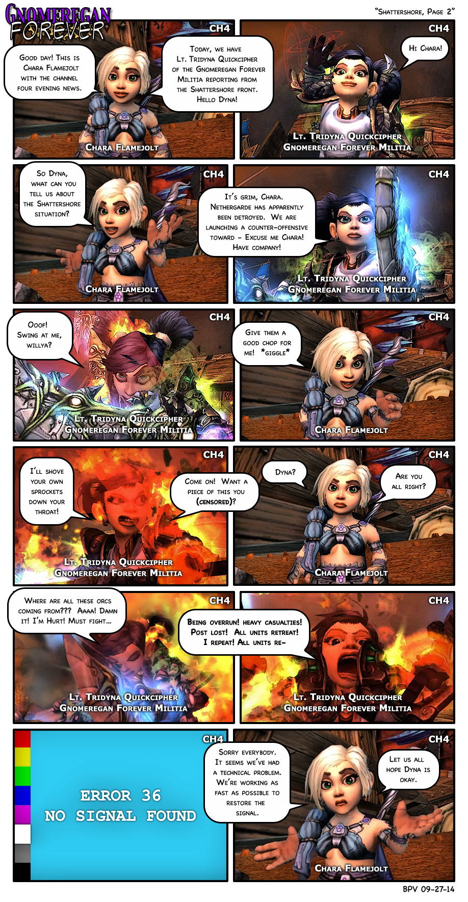 Shattershore, Page 2