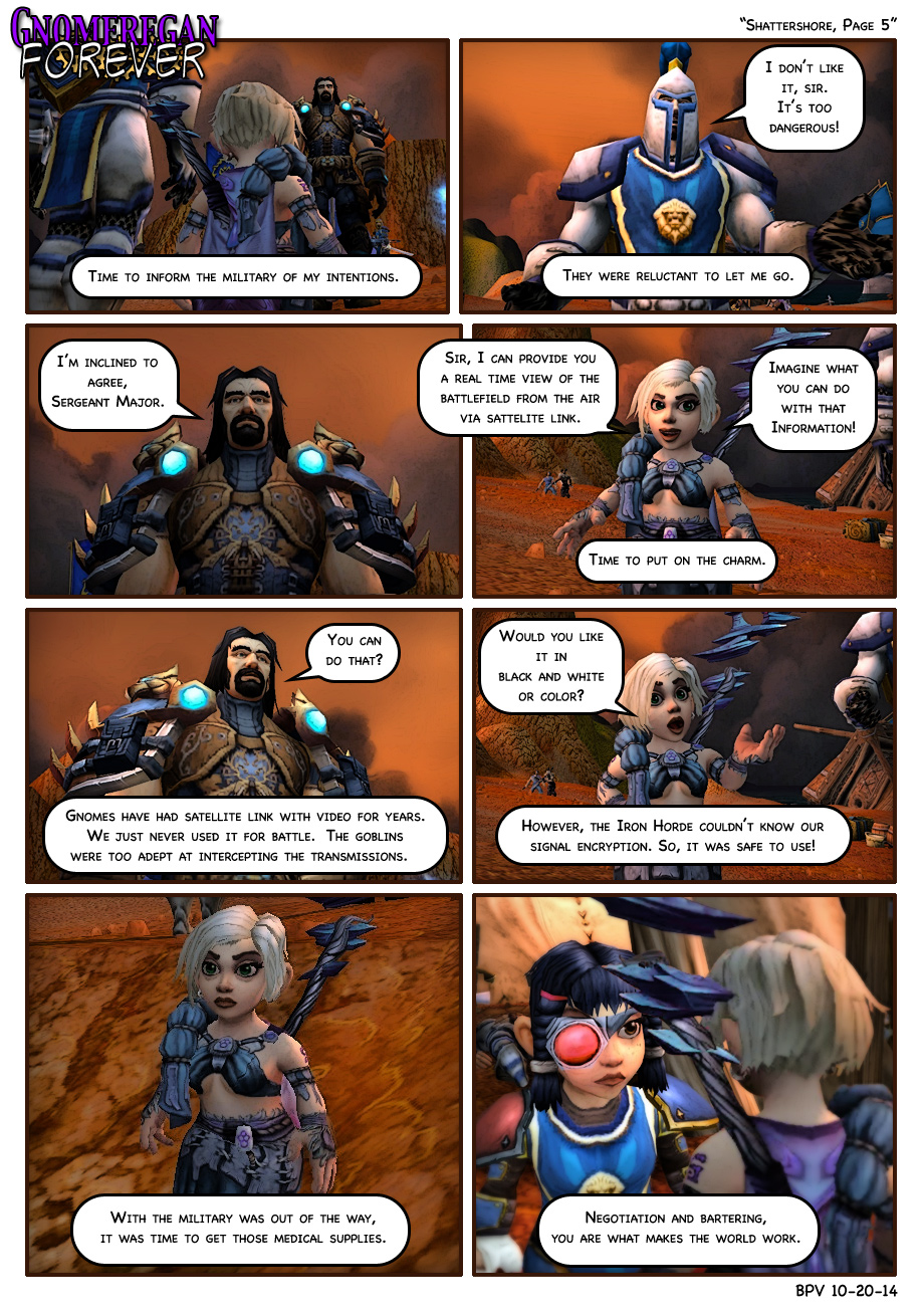 Shattershore, Page 5